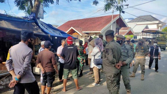 Pasar Ilegal Jl Saptamarga dan Jl Ramba Palu di Tutup, Pedagang Direlokasi ke Pasar Petobo