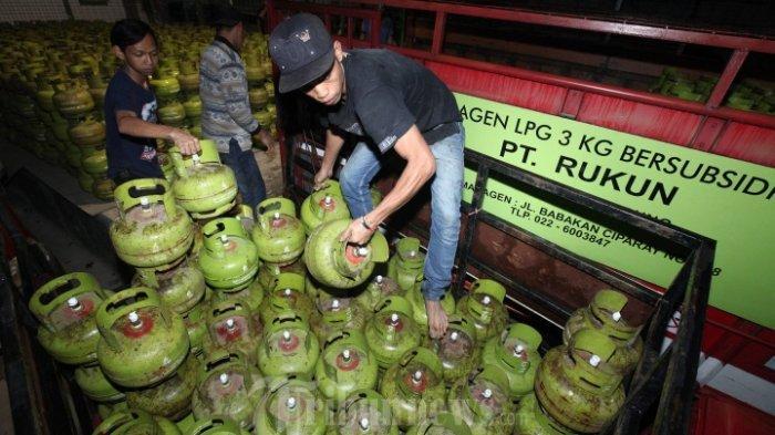 Jelang Puasa, Petugas Sita Tabung Elpiji 3 Kg dari Hotel dan Restoran di Polewali