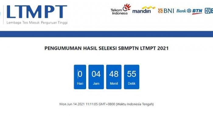 Hasil SBMPTN Diumumkan Hari Ini Pukul 16.00 WITA, Untad Target Terima 4.036 Mahasiswa Baru