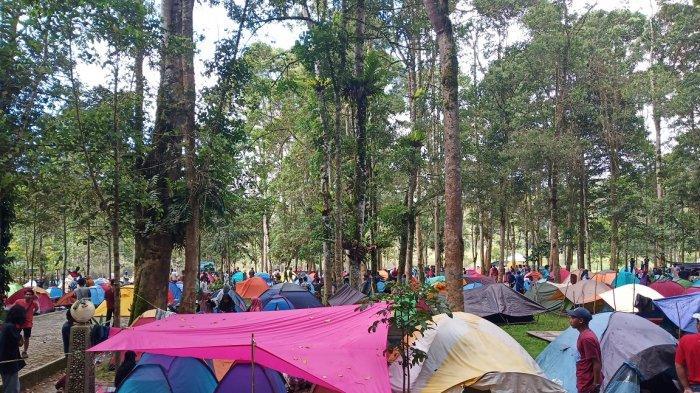 Pengunjung Danau Tambing Meningkat Drastis, Pengurus Minta Wisatawan Sadar Lingkungan