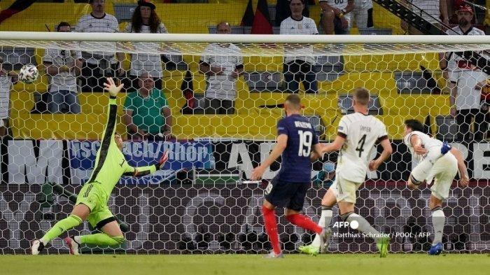Hasil Euro 2020 - Prancis Taklukkan Jerman 0-1 Lewat Blunder Mats Hummels