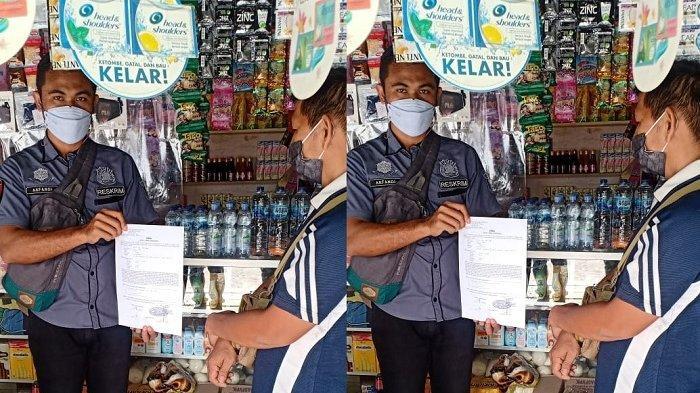 Jual LPG 3 Kg Seharga Rp 35 Ribu Per Tabung, Pemilik Kios di Jl Dewi Sartika Palu Ditindak Polisi