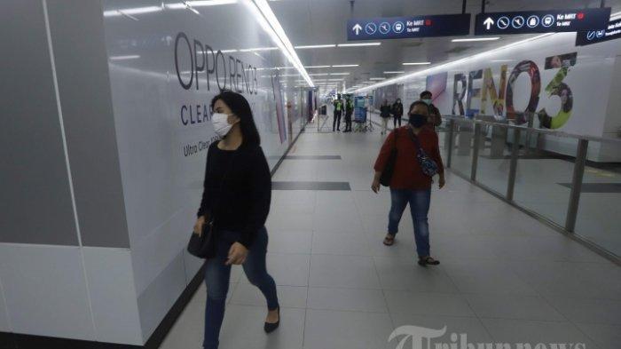 Jubir Pemerintah Ingatkan Pakai Masker yang Benar:Jangan Turunkan Masker ke Dagu,Termasuk Saat Makan