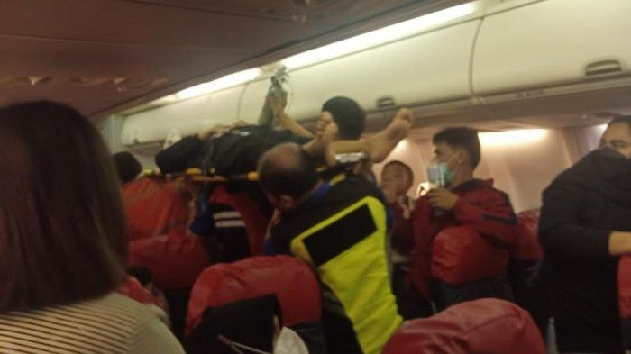 Pesawat Lion Air JT 780 Tujuan Palu Putar Balik ke Makassar, Penumpang Pingsan