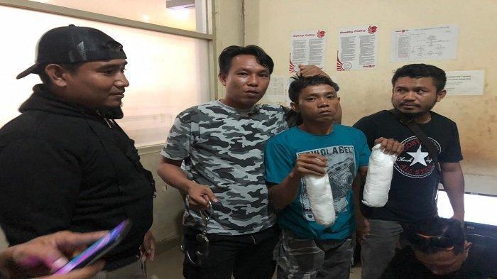 Demi Uang Rp 30 Juta, Tukang Ojek Ini Nekat Bawa Sabu-sabu dari Medan ke Kota Palu