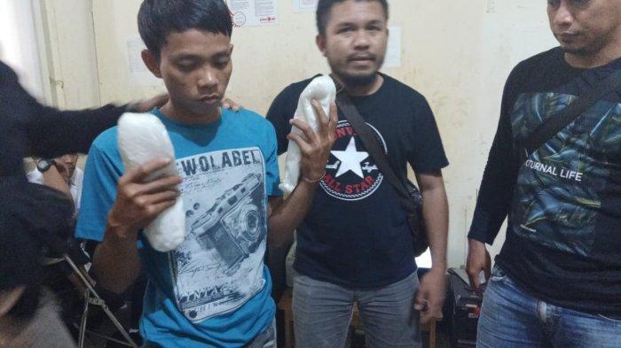 Penumpang Pesawat Kedapatan Bawa Sabu 1 Kilogram di Bandara Mutiara Sis Aljufri Palu