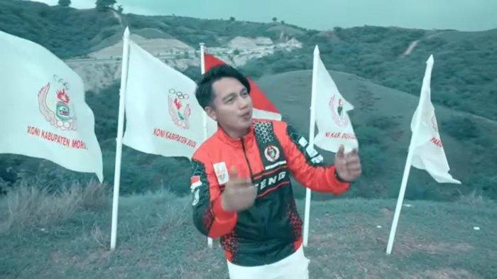Lirik Lagu Pakaroso, Pengobar Semangat Atlet Sulteng di PON XX Papua
