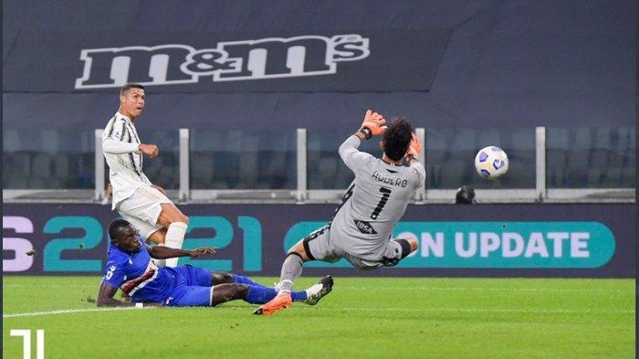 Juventus Kalah dari Porto di 16 Besar Liga Champions, Ronaldo Ngamuk tak Dapat Penalti