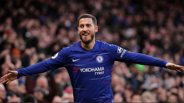 Seperti Deja Vu, Doa Hazard 2 Tahun Lalu Jadi Kenyataan, Chelsea Harap-harap Cemas Jumpa Real Madrid