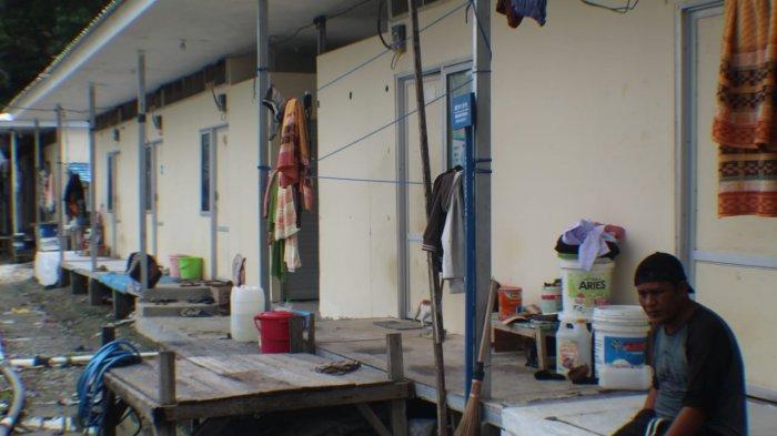 2 Tahun Tinggal di Huntara, Penyintas Loli Raya Tagih Janji Pemkab Donggala