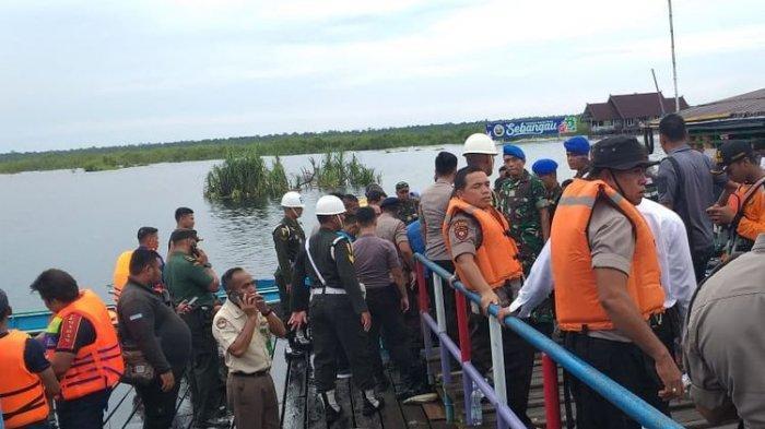 Perahu Cepat Paspampres Mengalami Kecelakaan di Sungai Sebangau, Enam Orang Tewas