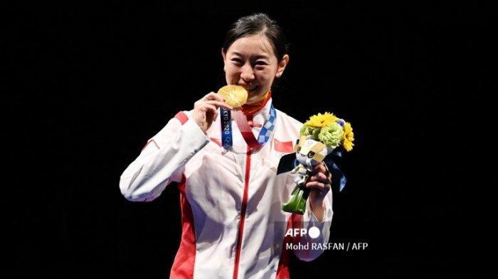 Rekap Perolehan Medali Olimpiade Tokyo 2021 - Tiongkok Pimpin Klasemen Sementara