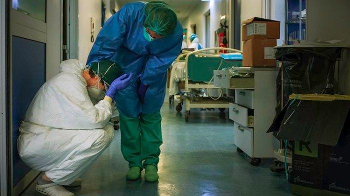 Bukan karena Tangani Pasien Covid-19, 138 Tenaga Medis Malaysia Positif Virus Corona Gegara Hal Ini