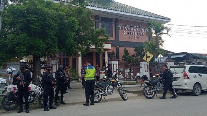 Perayaan Imlek 2021, Seluruh Vihara di Kota Palu Dijaga Ketat Polisi