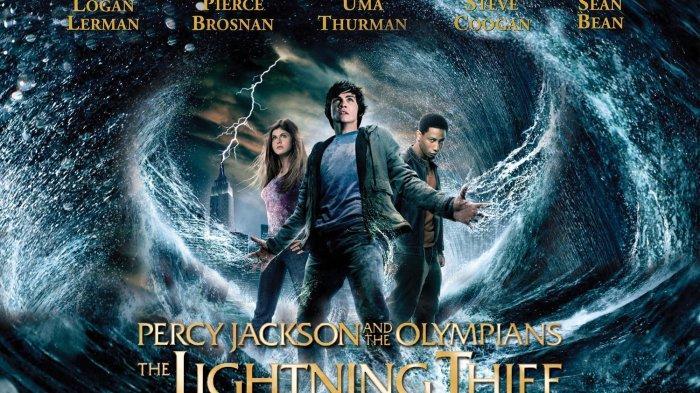 Sinopsis Film Percy Jackson The Lightning Thief Tayang Sabtu 25 April 2020 Pukul 21 30 Wib Di Gtv Tribun Palu