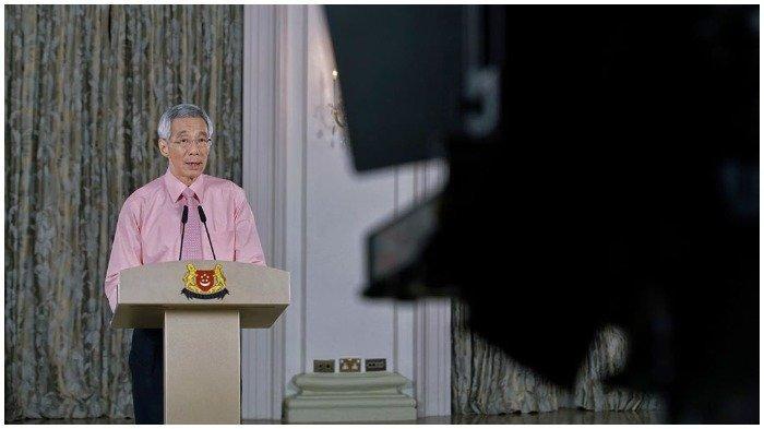 PM Singapura Sayangkan Sikap Pimpinan AS-China yang Saling Tuding Soal Virus Corona