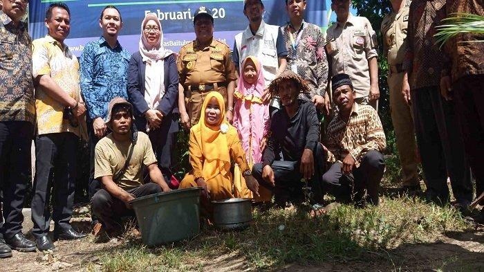 Laznas Baitulmaal Muamalat Resmikan Rumah dan Fasilitas Air Bersih untuk Korban Bencana di Donggala