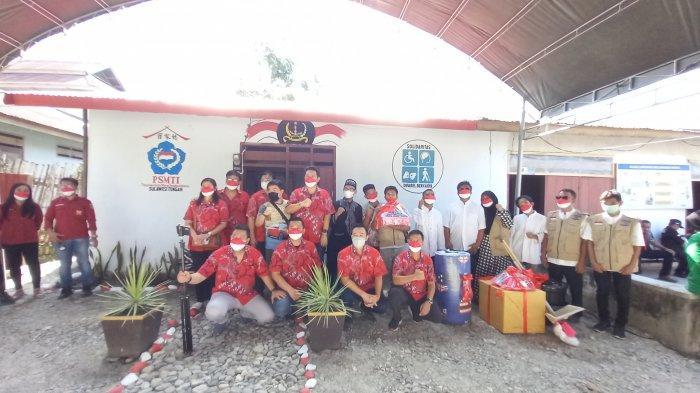 PSMTI Bangun Rumah Merah Putih Difabel Berkarya di Palu, Diapresiasi Pemda Sulteng