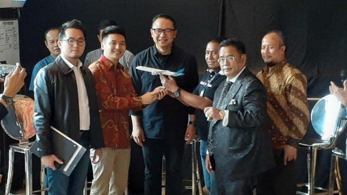 Curhat Hotman Paris saat Menangani Kasus Antara Rius Vernandes dan Garuda Indonesia