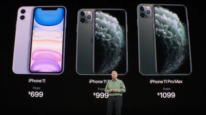 Rekomendasi 3 HP iPhone yang Mengalami Turun Harga Drastis 2021: Ada iPhone SE 2020, XR & iPhone 11
