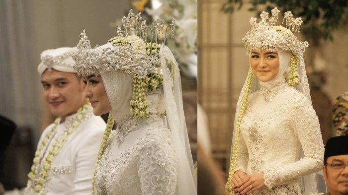 Pernikahan Citra Kirana dan Rezky Adhitya