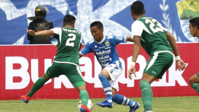 Persib Bandung Kembali ke 10 Besar Klasemen Sementara Liga 1 2019