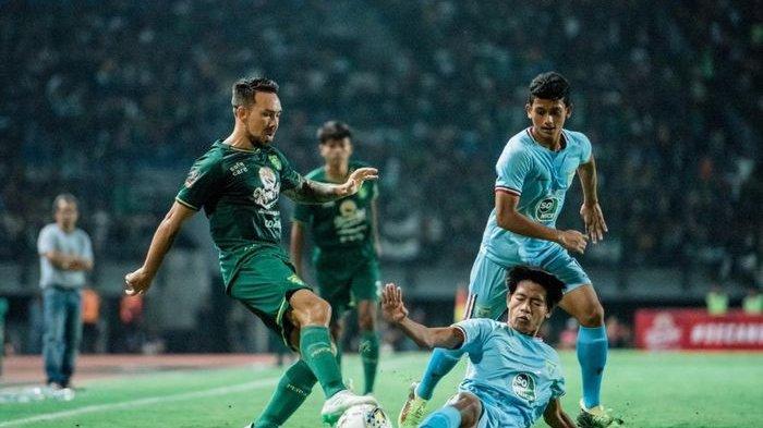 Hasil Liga 1 2020: Persebaya vs Persipura Liga 1 2020, Drama Tujuh Gol, Mutiara Hitam Menang 3-4