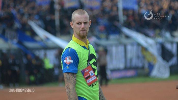 Persib Bandung Pastikan Lepas Kevin Van Kippersluis untuk Musim Depan