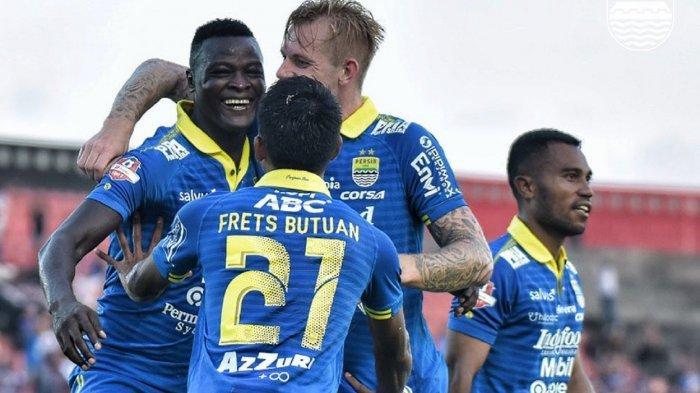 Update Klasemen Liga 1: PSS Vs Persib Imbang, PS Sleman Merangsek ke 5 Besar, Persib di Peringkat 10