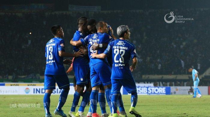 Klasemen Liga 1 2020 Pekan Ketiga: Persib Bandung Sapu Bersih 3 Kemenangan, Kokoh di Puncak Klasemen