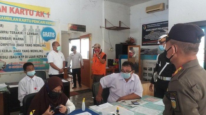 Update Covid-19 di Sulteng Kamis 9 September 2021: Tambah 160 Kasus Baru, Ada 458 Pasien Sembuh