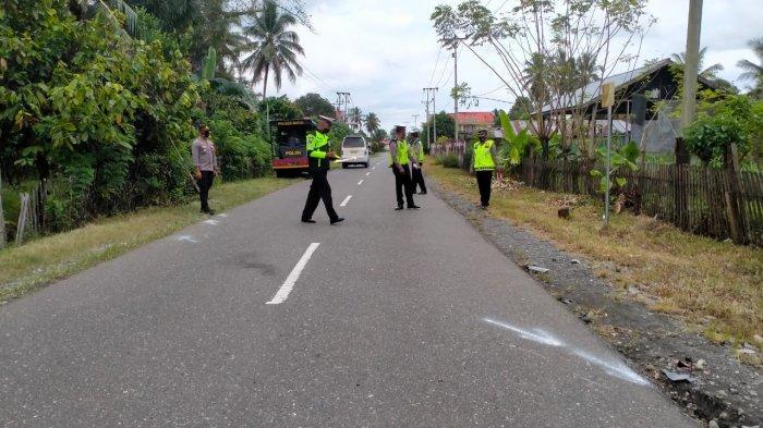 Kecelakaan Maut di Banggai, 2 Pengendara Tewas di Tempat