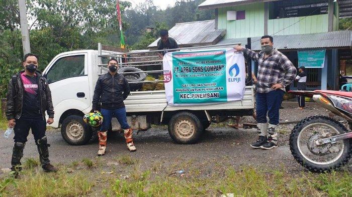 Pertamina Pasok LPG 3 Kg ke Pelosok Donggala, Warga Bingung dan Bertanya Cara Penggunaannya