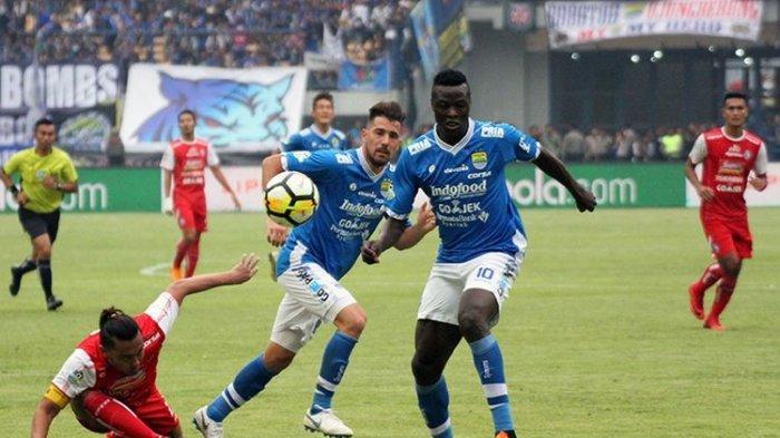 Link Live Streaming Big Match Liga 1 Hari Ini: Persib Bandung vs Arema FC,Live dari Si Jalak Harupat