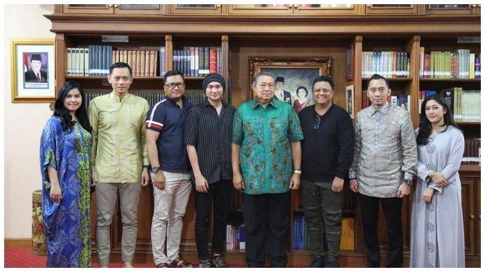 Diundang ke Cikeas, Anji Diminta SBY Membuat Lagu untuk Mendiang Ani Yudhoyono