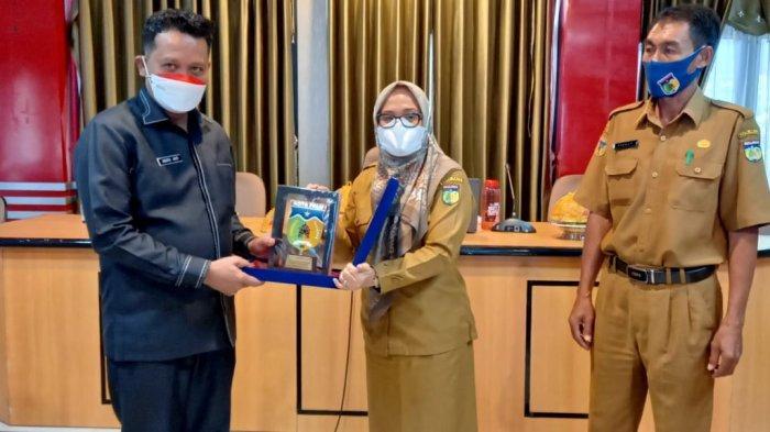 DLH Kota Gorontalo Pelajari Sistem Pengelolaan Sampah di Kota Palu