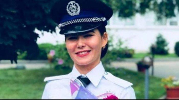 Polisi Wanita Afghanistan Disiksa Secara Brutal oleh Taliban Kini Berusaha Kabur, Siapa Dia?