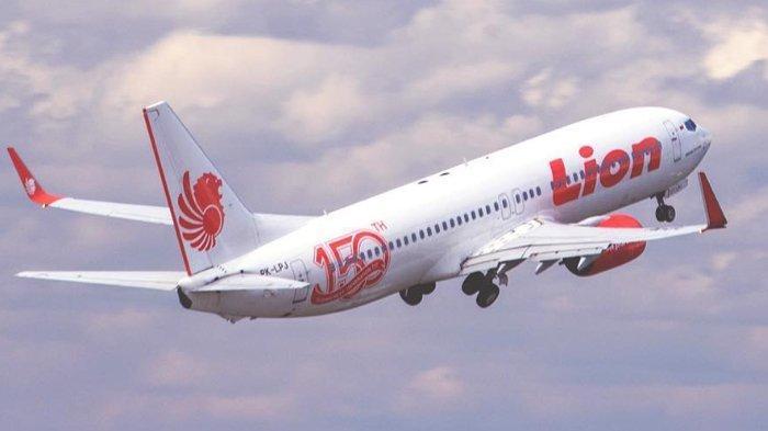 Sepanjang Selasa (17/9), Lion Air Batalkan 28 Jadwal Penerbangan Akibat Karhutla