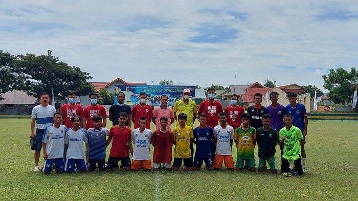 15 Pemuda Sulteng Lolos Seleksi Calon Akademi PSM Makassar U-18