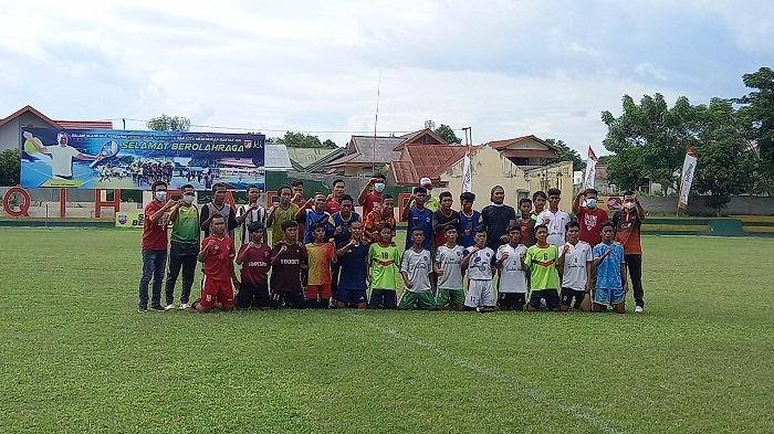 12 Remaja Lolos Seleksi Calon Akademi PSM Makassar U-16, dari Palu Paling Banyak