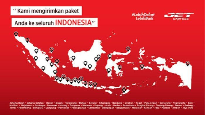 Lowongan Kerja JET Express Wilayah Sulawesi Selatan, Cek Syarat dan Cara Mendaftarnya