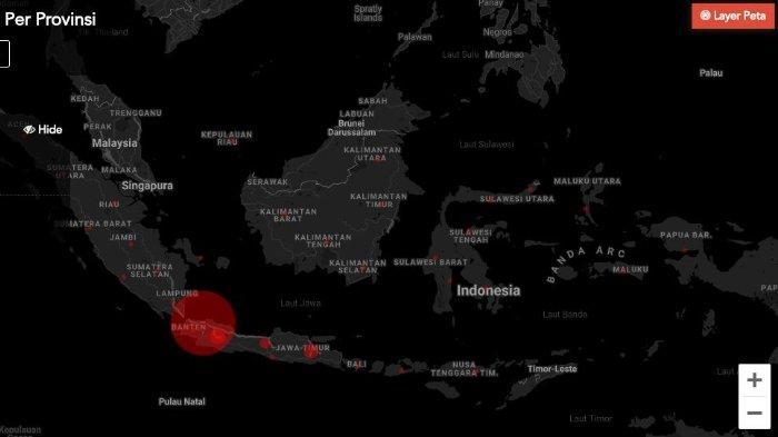 Sebaran Corona di Indonesia 27 Mei 2020: Sempat Turun, Kasus Harian di Jawa Timur Kembali Meningkat