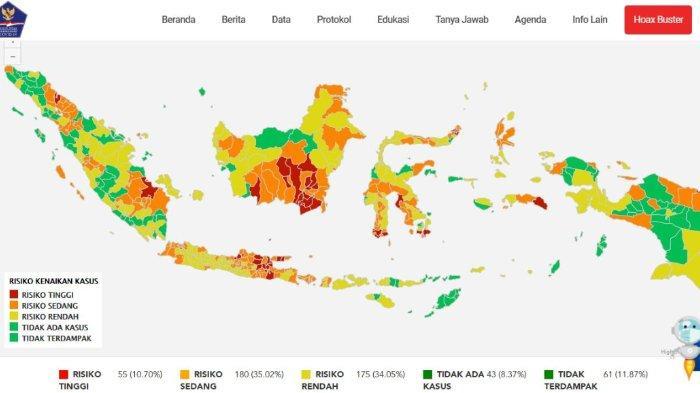 Ahli Epidemiologi: Wilayah Zona Hijau Belum Tentu Aman dari Penularan COVID-19