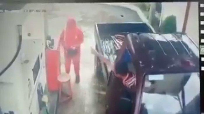 Viral Sopir Pick-up Tampar Wanita Petugas SPBU, Korban Cabut Laporan karena Kasihan pada Anak Pelaku