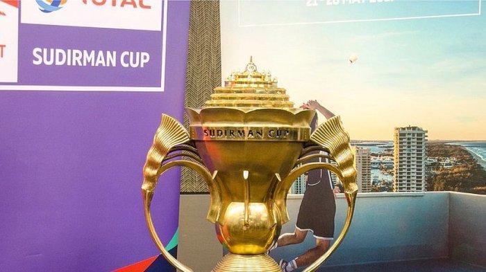 Link Live Streaming dan Jadwal Piala Sudirman Malam Ini 26 September 2021, Indonesia Lawan ROC