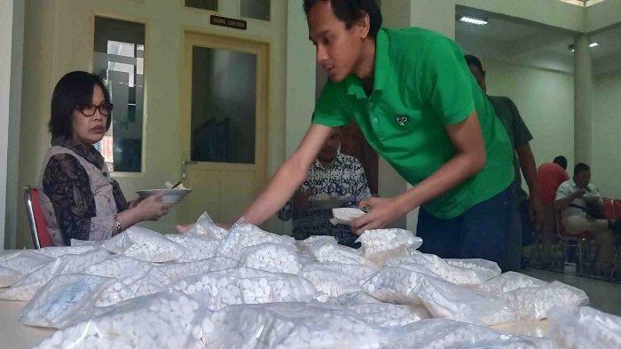 400 Ribu Butir THD Diamankan Dari Jasa Angkutan, BPOM Palu: Dikirim dari Jakarta untuk Seseorang