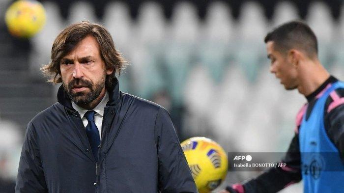 Pirlo Tak Sudi Dipecat Usai Dibantai AC Milan: Sesuatu Tidak Bekerja dengan Baik