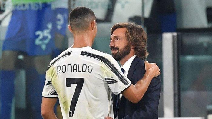 Nasib Ronaldo dan Pirlo di Ujung Tanduk karena Tak Mampu Hapus Kutukan Juventus