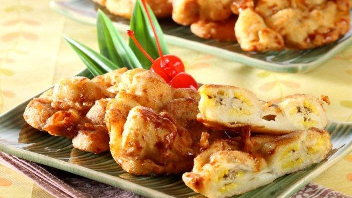 Aneka Resep Camilan Pisang yang Cocok untuk Camilan Sore: Pisang Goreng Madu & Pizza Pisang Cokelat