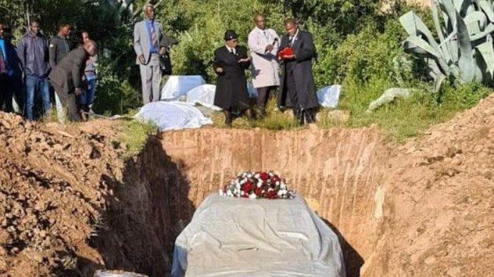 Politikus Afrika Selatan Ini Dimakamkan Bersama Mobil Kesayangannya, Dikubur seperti Sedang Menyetir